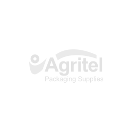 White Polythene Carrier (Pack 100)