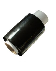 Black Handy Wrap Hand Pallet Wrap 100mm x 300m x 17mu