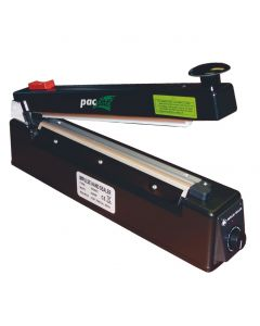 300mm heat sealer and cutter for layflat tubing