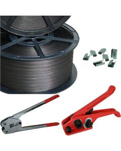strapping starter kit, sealing and securing, money saving