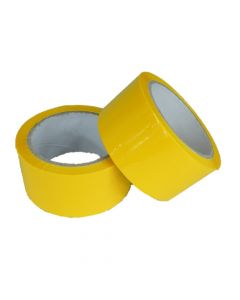 acrylic yellow tape, coloured tape, packaging tape