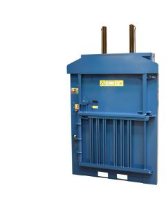 waste baler, medium sized, recycling, waste management