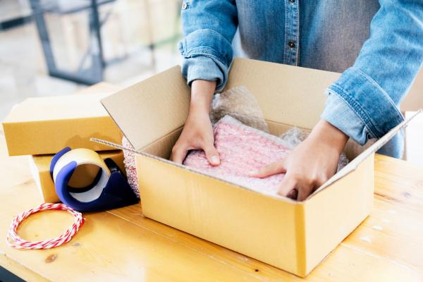 Agritel's Guide to Packaging for Online Sellers